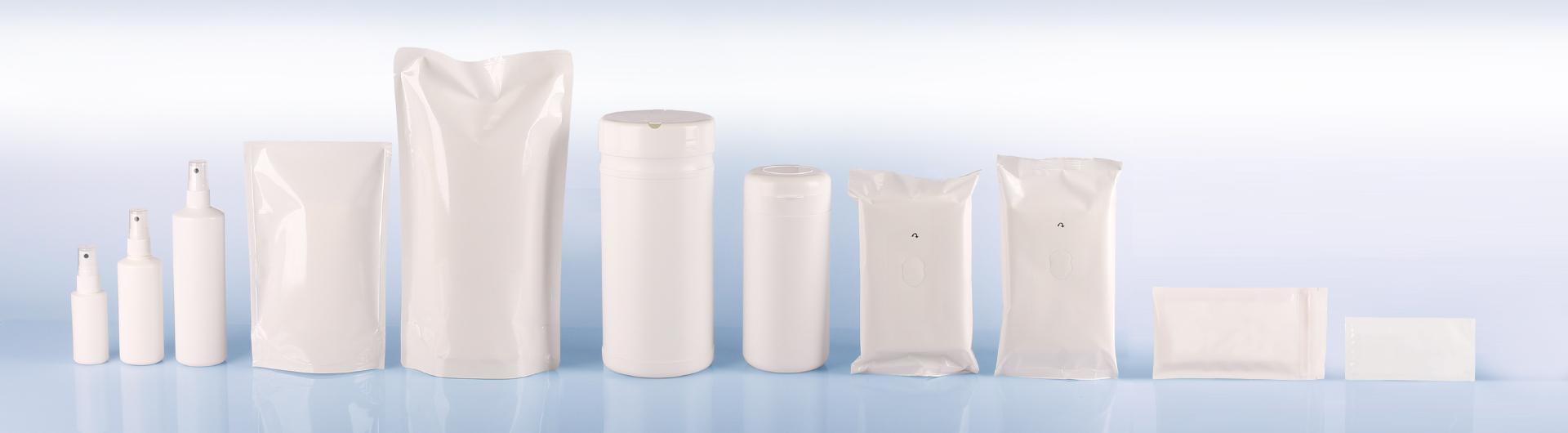Lohnherstellung und Lohnabfüllung von Sprayflaschen