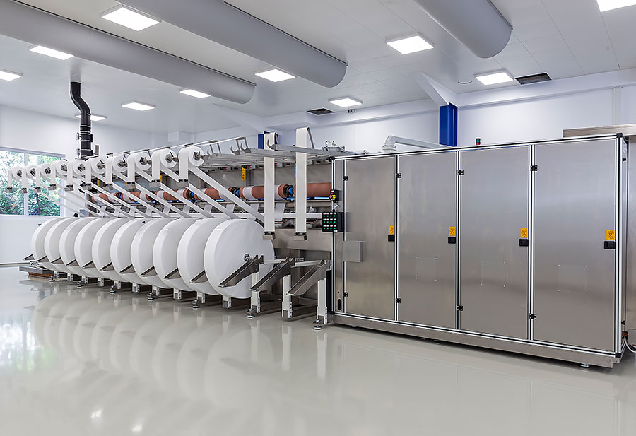 Contract manufacturing/ contract filling of body care, cleaning and disinfection