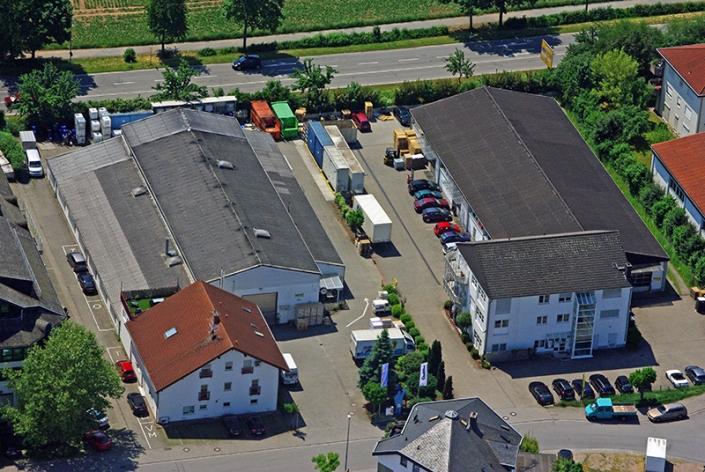 Warehouse, Production, Sales I WAREG Verpackungs-GmbH